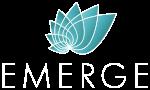 Emerge Logo White